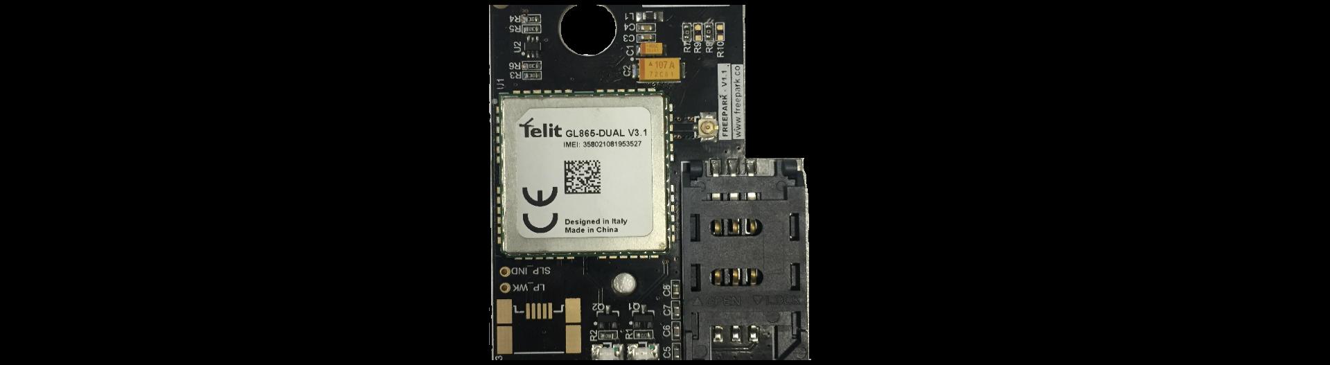 GSM Control Card